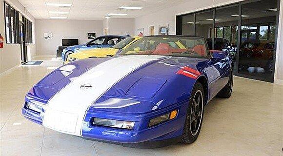 1996 Chevrolet Corvette Convertible for sale 100947894