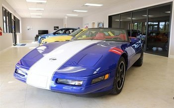 1996 Chevrolet Corvette Convertible for sale 100947894