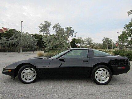 1996 Chevrolet Corvette Coupe for sale 100951980