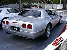 1996 Chevrolet Corvette Convertible for sale 100962124