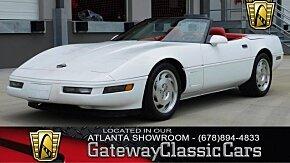 1996 Chevrolet Corvette Convertible for sale 100963569