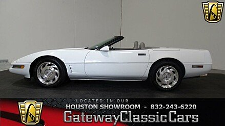 1996 Chevrolet Corvette Convertible for sale 100963574