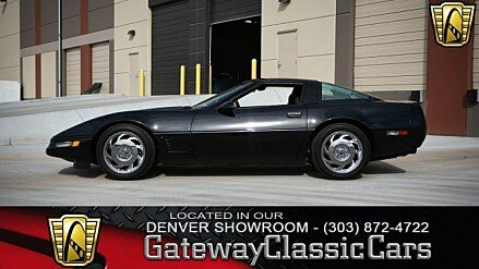 1996 Chevrolet Corvette Coupe for sale 100968202