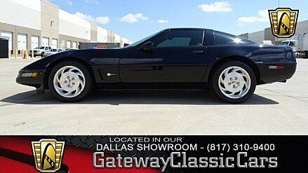 1996 Chevrolet Corvette Coupe for sale 100972684