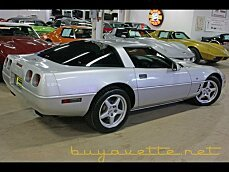 1996 Chevrolet Corvette Coupe for sale 100982303
