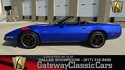 1996 Chevrolet Corvette Convertible for sale 100983242