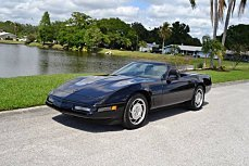 1996 Chevrolet Corvette Convertible for sale 100987088