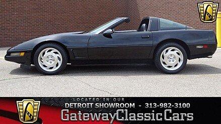 1996 Chevrolet Corvette Coupe for sale 100996490