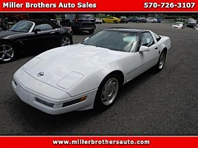 1996 Chevrolet Corvette Coupe for sale 101026084