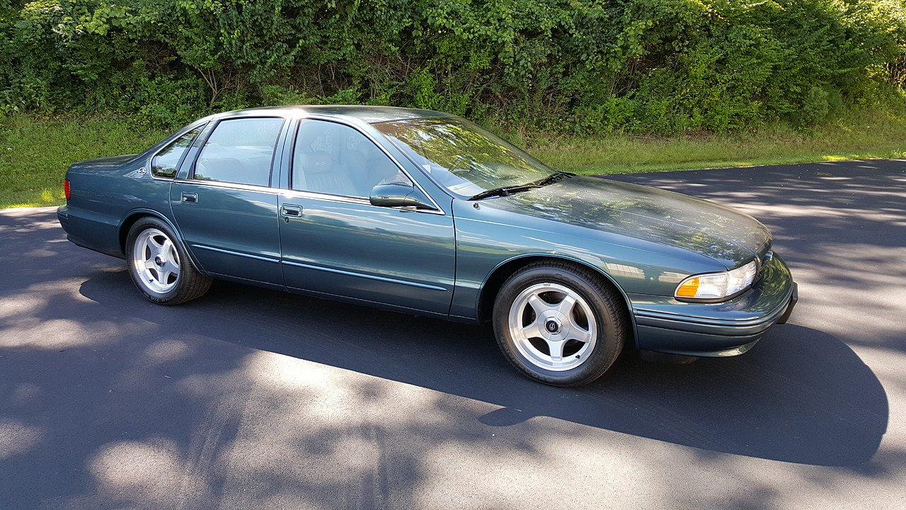 1996 Chevrolet Impala SS for sale 100742592
