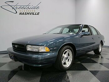 1996 Chevrolet Impala SS for sale 100814557