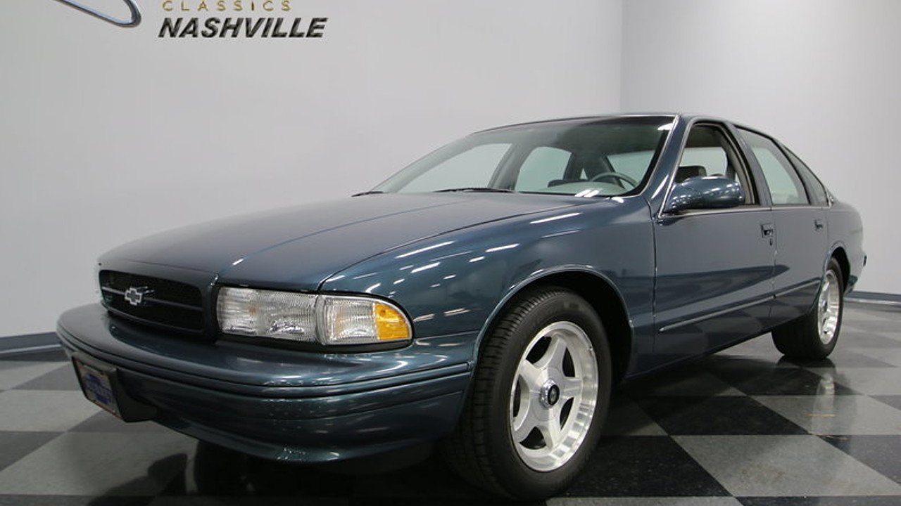 Impala 1996 chevy impala ss : 1996 Chevrolet Impala SS for sale near LaVergne, Tennessee 37086 ...