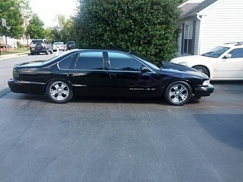 1996 Chevrolet Impala SS for sale 100957547