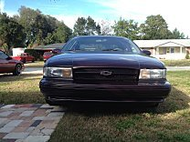 1996 Chevrolet Impala SS for sale 101003129