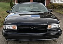 1996 Chevrolet Impala SS for sale 101027244
