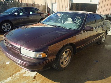 1996 Chevrolet Impala SS for sale 100818634