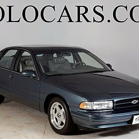 1996 Chevrolet Impala SS for sale 100873281