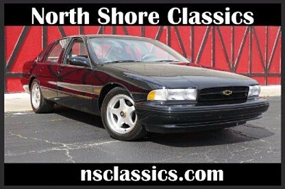 1996 Chevrolet Impala SS for sale 100892043