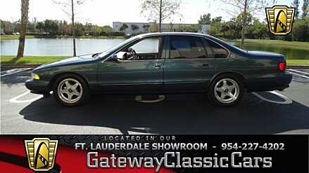 1996 Chevrolet Impala SS for sale 100950726