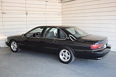 1996 Chevrolet Impala SS for sale 100977477