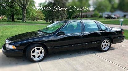1996 Chevrolet Impala SS for sale 100988153