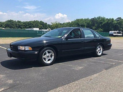 1996 Chevrolet Impala SS for sale 101005505