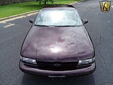 1996 Chevrolet Impala SS for sale 101019221