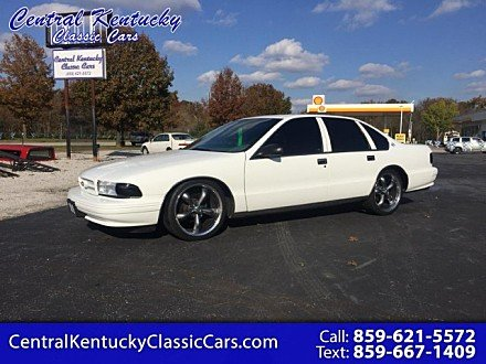 1996 Chevrolet Impala SS for sale 101049109