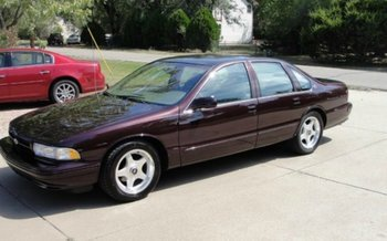 1996 Chevrolet Other Chevrolet Models for sale 100755226