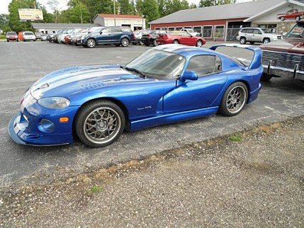 1996 Dodge Viper for sale 100827007