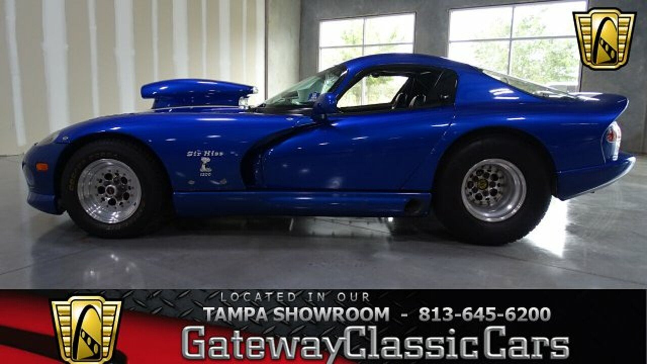 1996 Dodge Viper GTS Coupe for sale near O Fallon, Illinois 62269 ...