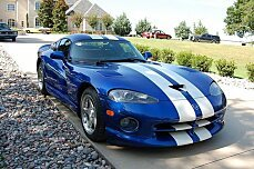 1996 Dodge Viper GTS Coupe for sale 100877853