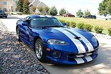 1996 Dodge Viper GTS Coupe for sale 100877853
