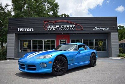 1996 Dodge Viper RT/10 Roadster for sale 100885367