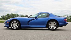 1996 Dodge Viper GTS Coupe for sale 100891282