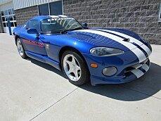 1996 Dodge Viper GTS Coupe for sale 101001568