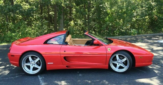 Good 1996 Ferrari F355 For Sale 100839793