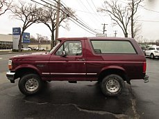 1996 Ford Bronco for sale 100842711