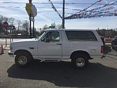 1996 Ford Bronco for sale 100854706