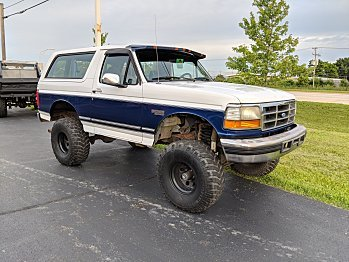 1996 Ford Bronco for sale 100996680
