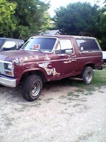 1996 Ford Bronco for sale 100927430