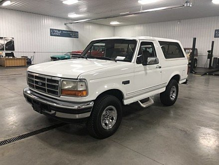 1996 Ford Bronco for sale 101033831