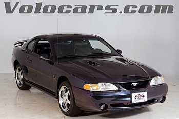 1996 Ford Mustang Cobra Coupe for sale 100887683