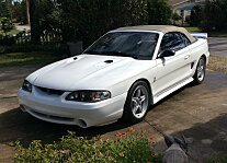 1996 Ford Mustang Cobra Convertible for sale 100927882