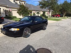 1996 Ford Mustang Cobra Coupe for sale 100735593