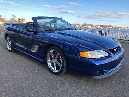 1996 Ford Mustang GT Convertible for sale 100955864