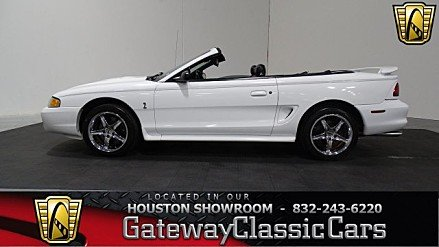 1996 Ford Mustang Cobra Convertible for sale 100963499