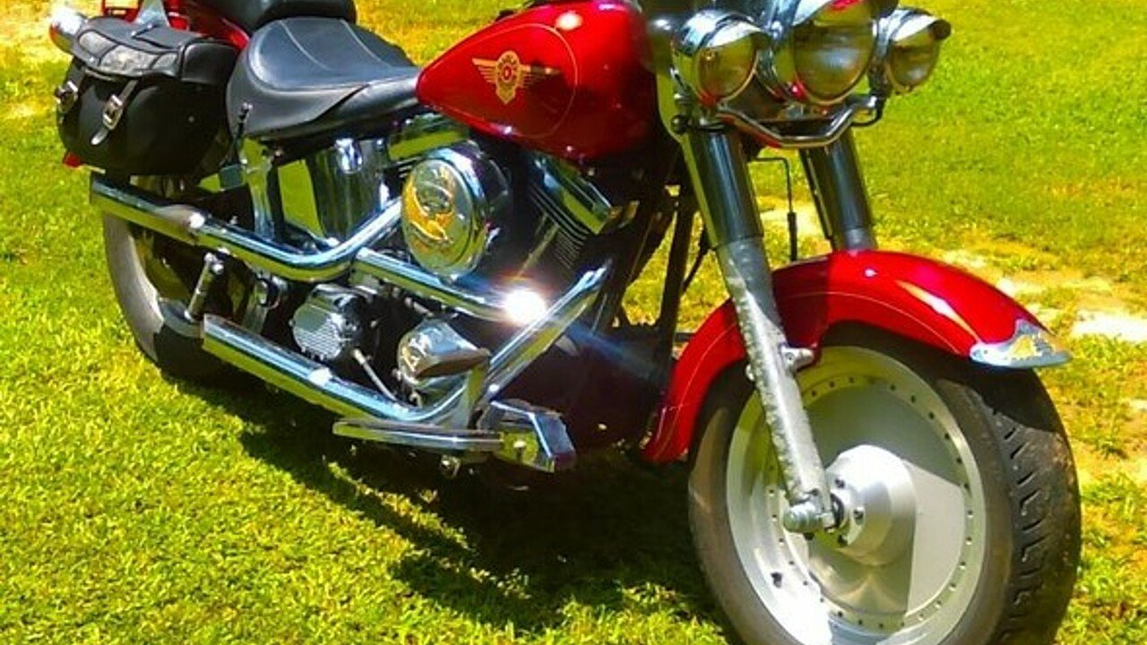 1996 Harley-Davidson Softail for sale 200475522