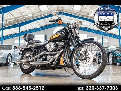 1996 Harley-Davidson Softail for sale 200605664