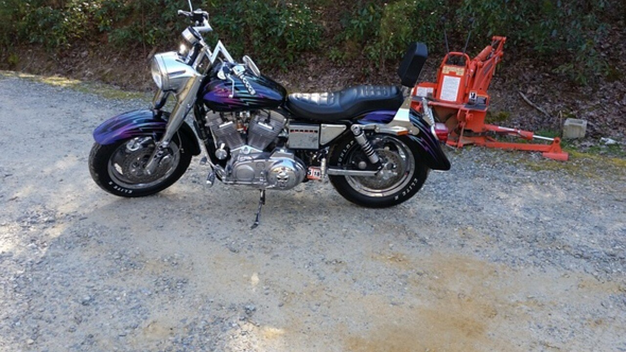 1996 Harley-Davidson Sportster for sale 200547439
